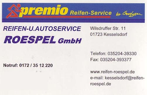 69-premio Reifen Röspel
