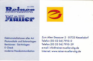 71-Elektro Müller